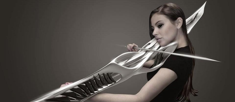 Monad Studio's 3D-printed violin challenges your idea of music