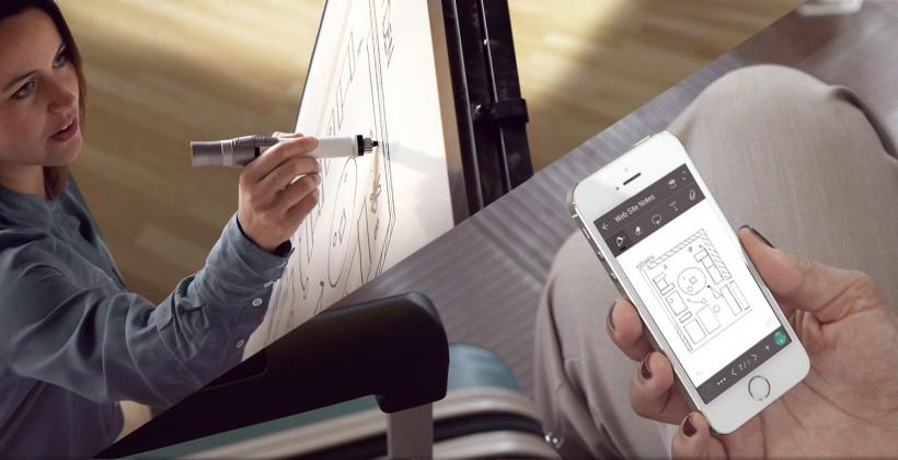 Equil Smartmarker transforms any surface into a smart surface