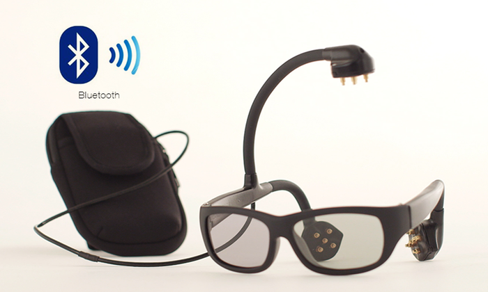 New Narbis neurofeedback glasses force you to concentrate