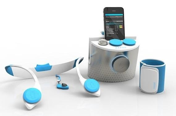 Cloud DX: First working tricorder prototype for XPrize revealed