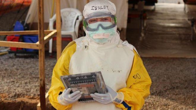 New Ebola-proof tablet designed for medical field workers