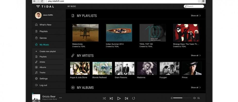 Tidal music and video streaming is now available on Sonos