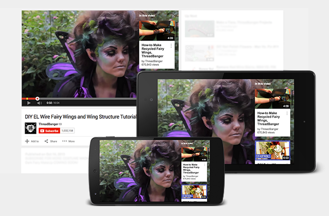 YouTube Cards will replace pop-ups, work on mobile