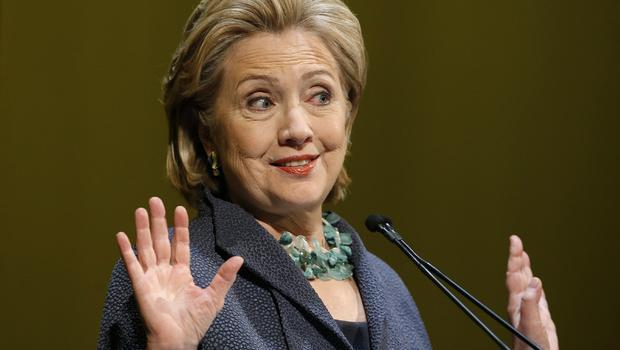 Hillary Clinton operated email server for state business