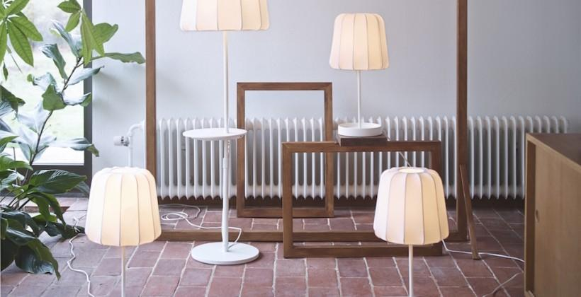 IKEA announces tables, lamps with wireless charging