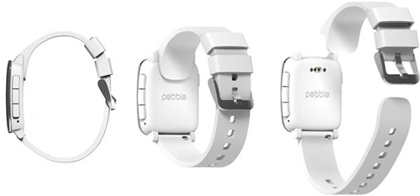 Pebble smartstraps