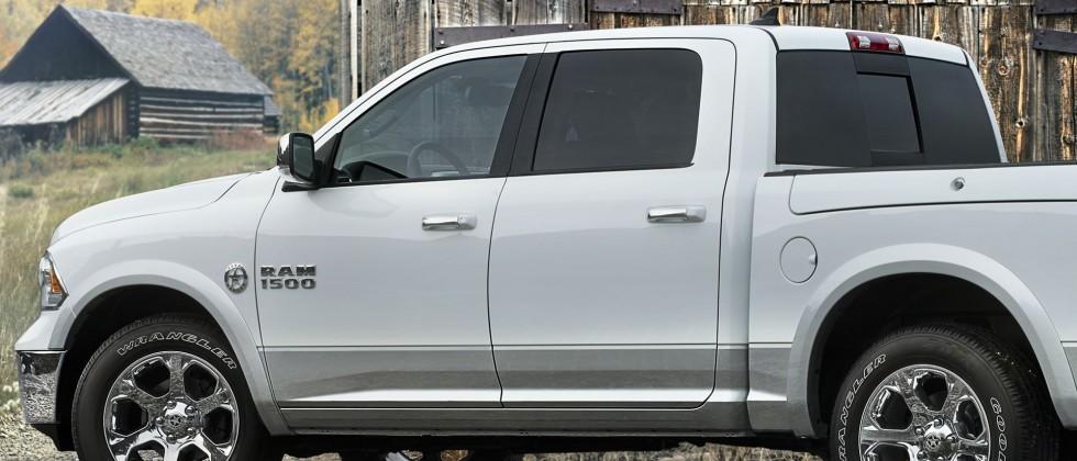Ram takes wraps off Texas Ranger concept pickup truck