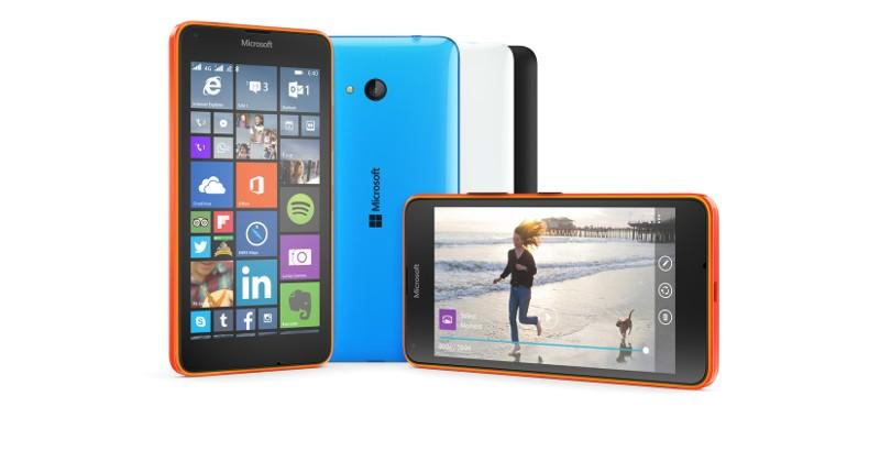Microsoft unveils Lumia 640 and Lumia 640 XL at MWC 2015