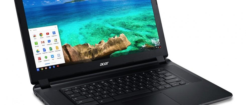 Acer C910 Chromebook adds faster chip option