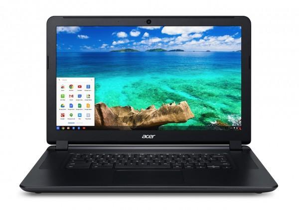 Acer C910 Chromebook_straight on