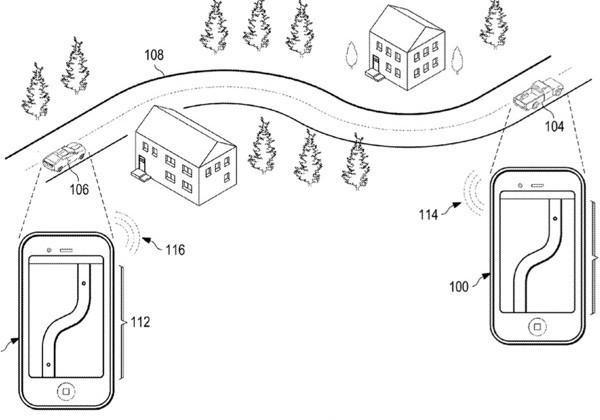 Apple patent points to real-time location tracking