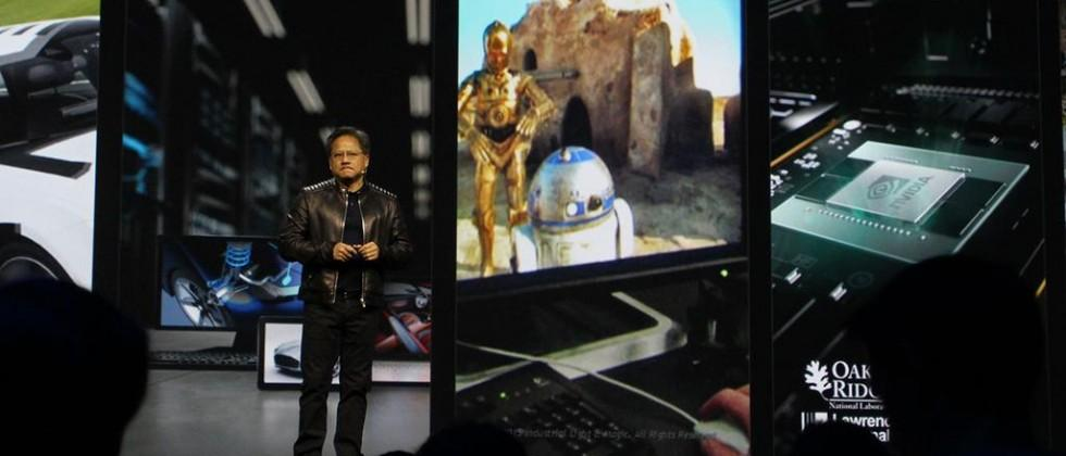 "NVIDIA creating ""any technology that helps them make Star Wars faster"""