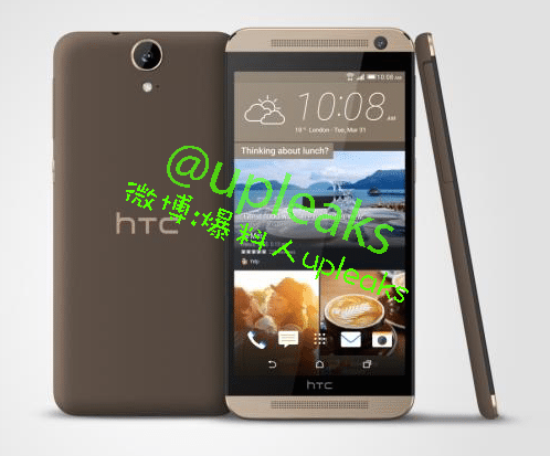 HTC One E9+ phablet quietly revealed in China