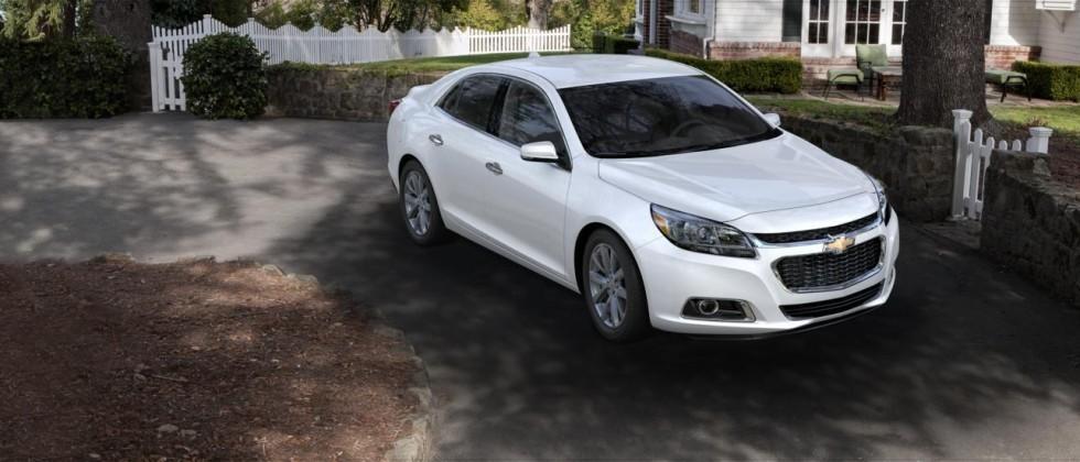 Chevy Malibu hit with GM's latest sunroof recall