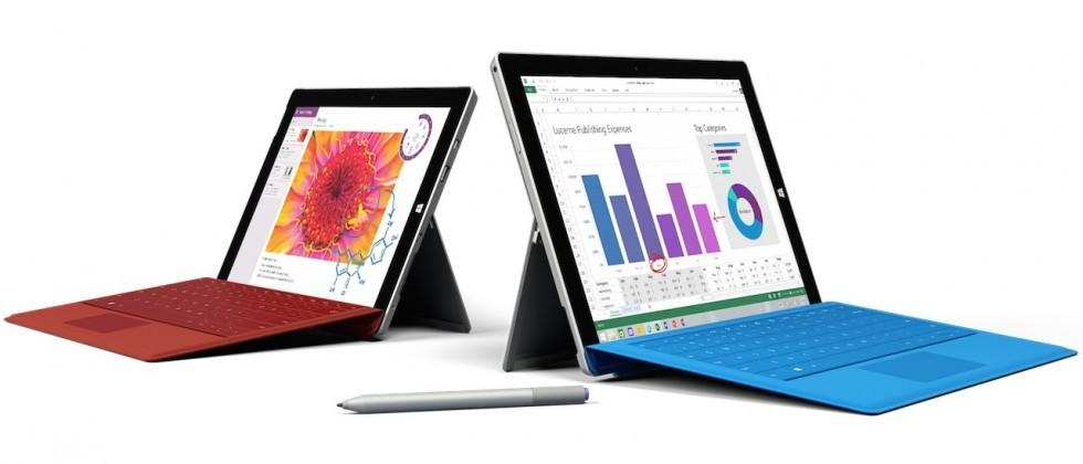 Intel's 'Cherry Trail' Atom chips do more than run Microsoft Surface 3