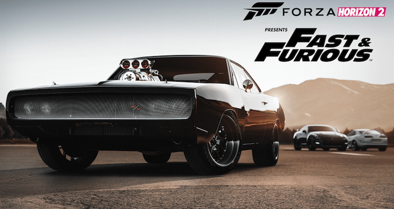 Fast & Furious expansion for Forza Horizon 2 available for free