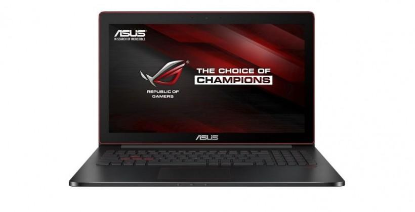 ASUS ROG G501 gaming laptop unveiled