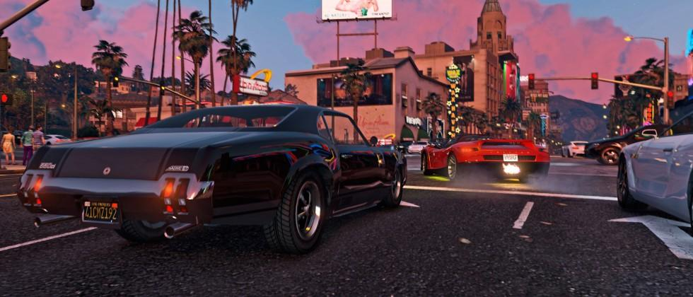GTAV's new PC requirements and a few 4K screen grabs to boot