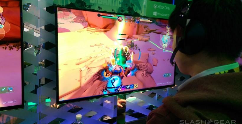 Gigantic hands-on with Xbox One