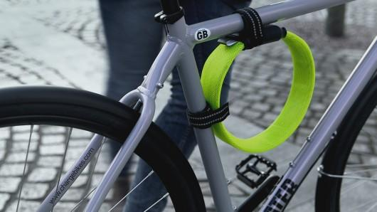 Litelok bicycle lock makes security lightweight