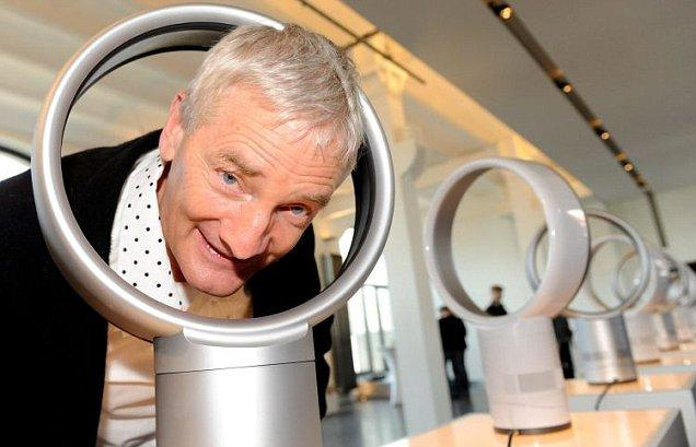 Dyson's battery investment may pay off big for all