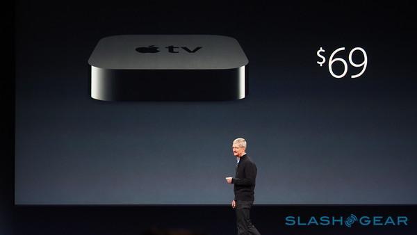 Apple TV gets price drop to $69