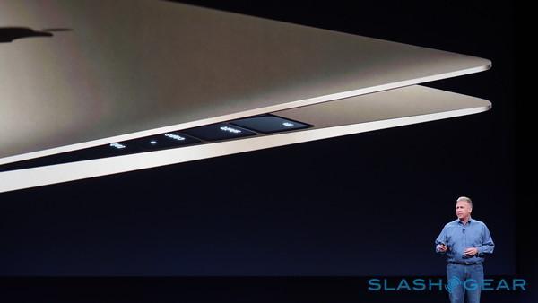 Apple announces new, thin, Retina MacBook