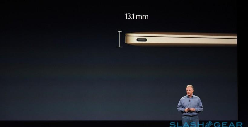 Apple's new MacBook first to snag USB-C