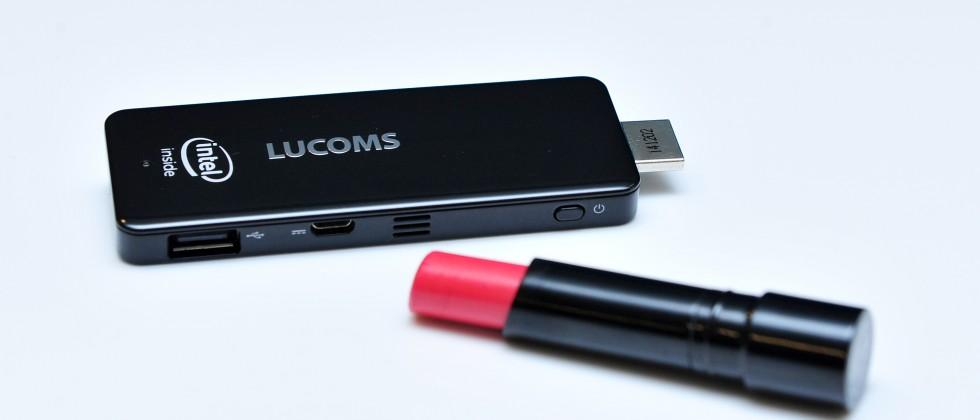 Microsoft unveils Windows 8.1 PC-on-a-stick dongle