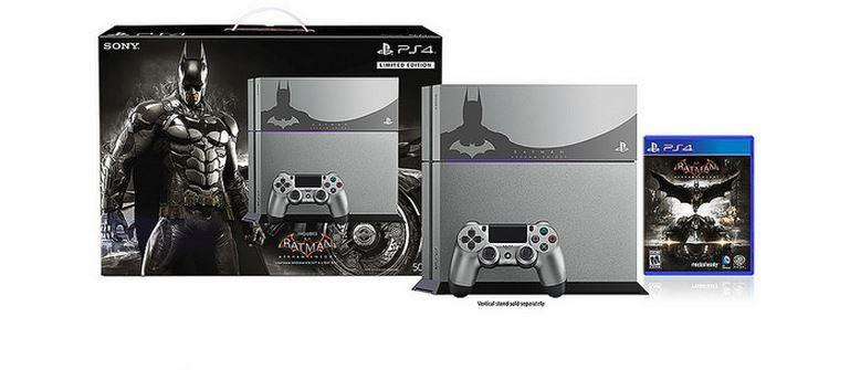 Limited Edition PS4 Batman: Arkham Knight bundle unveiled