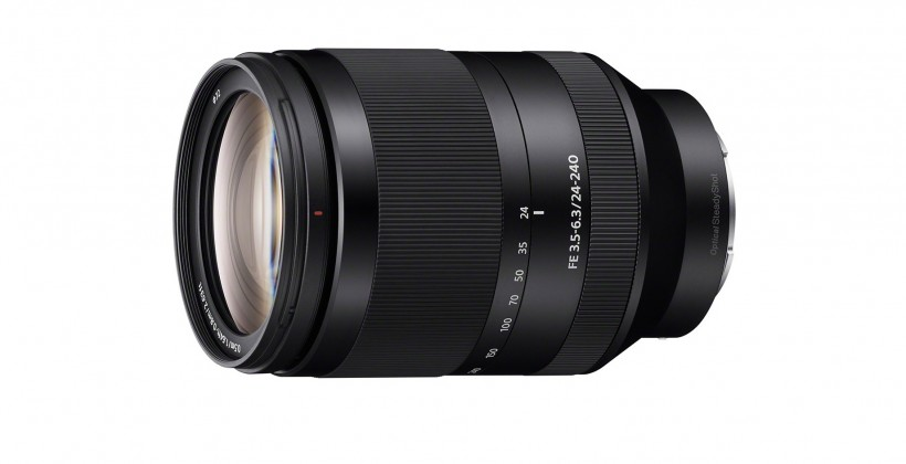 Sony intros new FE full-frame lenses, four converters