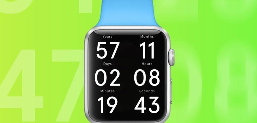 There's already an Apple Watch app predicting your time of death