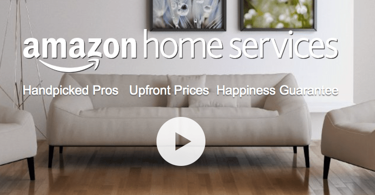 Amazon launches Home Services, puts you in touch with pros