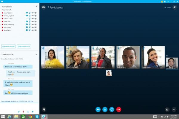 Office 2016, Skype previews now out for IT pros