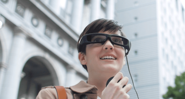 Sony's SmartEyeglass augmented-reality glasses on sale in 10 counties