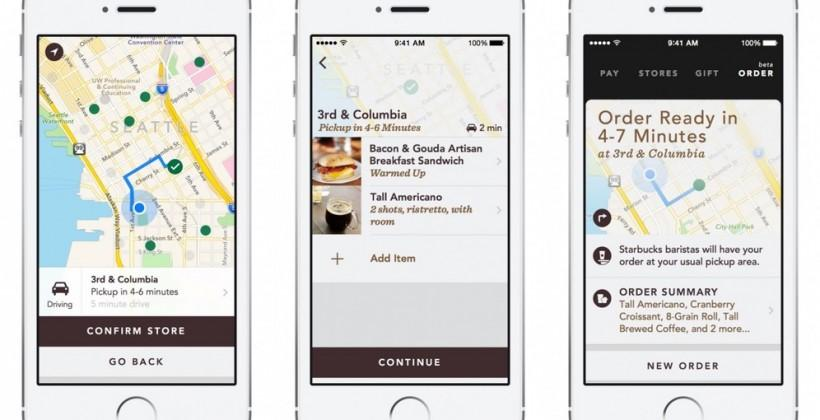 Starbucks in-app ordering expands, now covers entire PNW