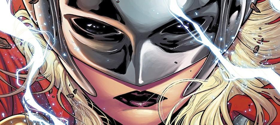 Marvel's female Thor comics selling 30% more than previous series
