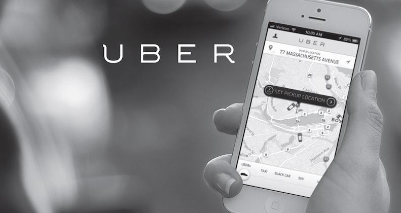 Stolen Uber accounts being sold on dark web for $1