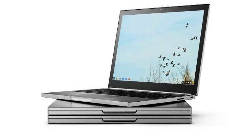 Google Chromebook Pixel rebooted with USB-C