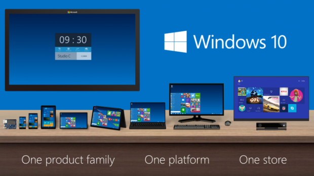 Windows 10 leaked build hints at P2P update distributions