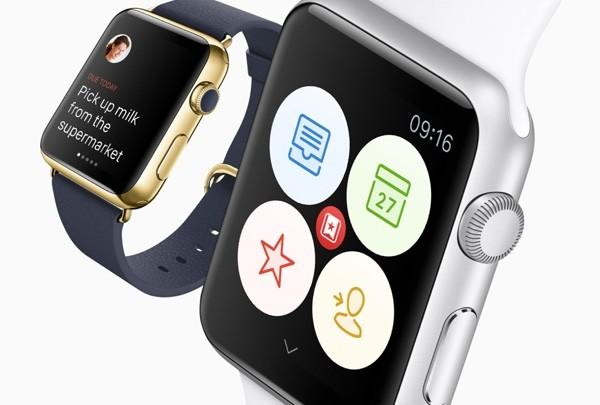 Wunderlist details 'hyper-relevant' Apple Watch app