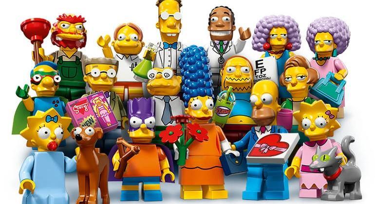 LEGO Simpsons wave 2 revealed with Kwik-E-Mart