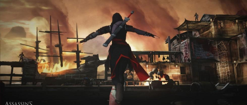 Assassin's Creed Chronicles is not a AAA release