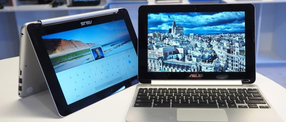 ASUS' Chromebook Flip is a convertible Chrome OS steal
