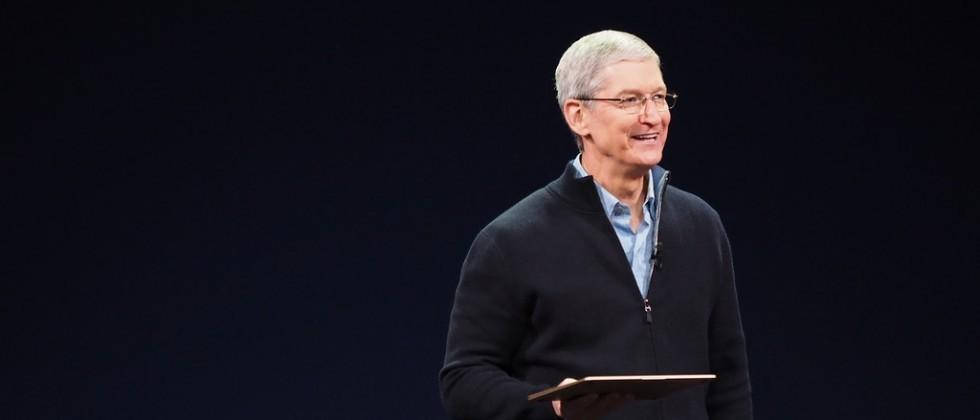 """Apple CEO Tim Cook blasts """"religious freedom"""" laws"""