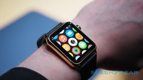 You may only have 15 minutes to try Apple Watch on in-store