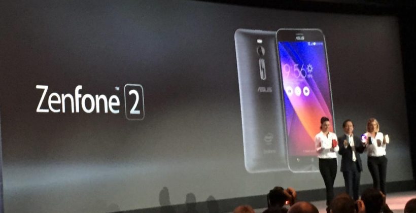 ASUS ZenFone 2 launches in Taiwan, 4GB RAM model included