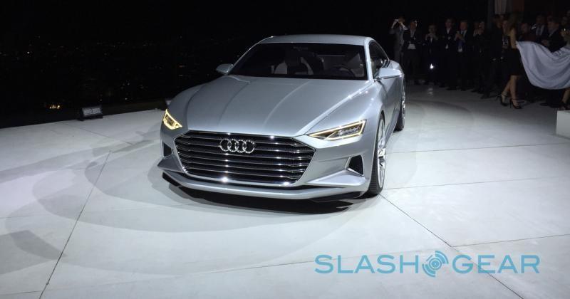 Audi's Hackenberg future vision: tech, batteries, brains