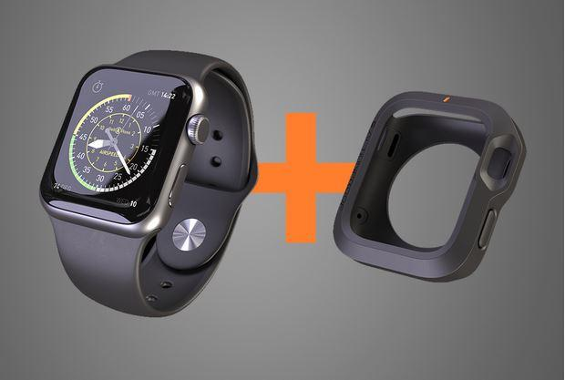 ActionProof Bumper case for Apple Watch debuts