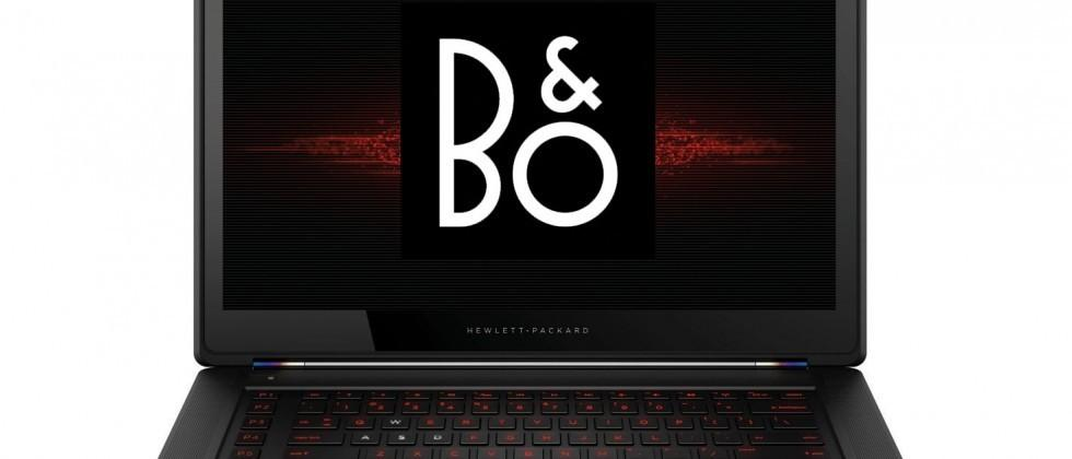 HP teams up with Bang & Olufsen for audio tuning